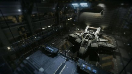 Star Citizen - Your New Hangar!