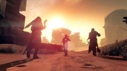 Destiny - Gameplay Trailer Mars