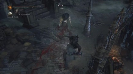 Bloodborne - Gamescom Demo Gameplay
