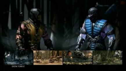 Mortal Kombat X - PAX Prime Gameplay Demo