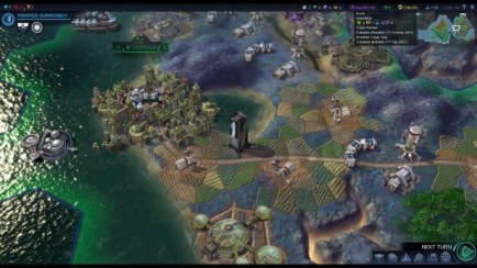 Sid Meier's Civilization: Beyond Earth - Gameplay Video - Master Control