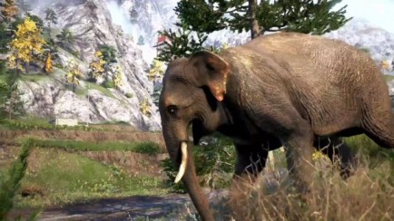 Far Cry 4 - The Mighty Elephants of Kyrat