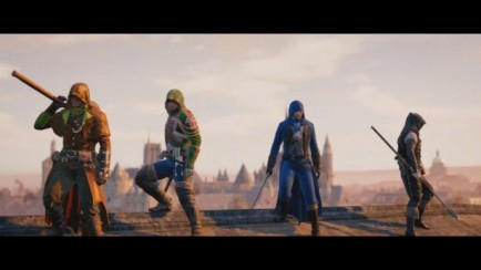 Assassin's Creed Unity - Co-Op Gameplay Trailer