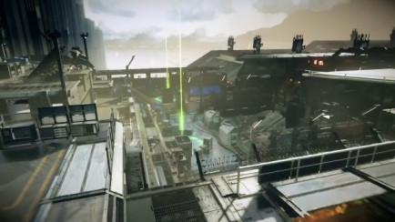 Killzone: Shadow Fall - Co-op maps: The ATAC Tower and The Canal