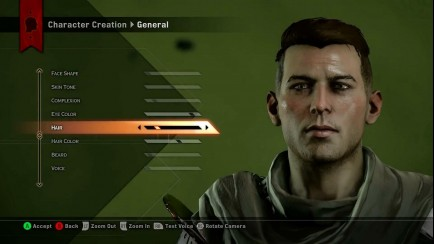 Dragon Age: Inquisition - Character Creation Trailer