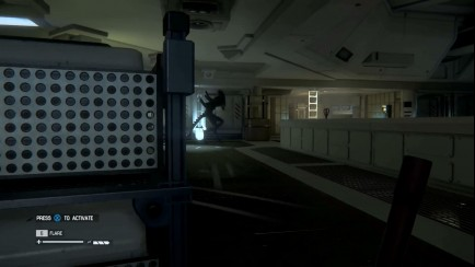 Alien: Isolation - HowWillYouSurvive - Flared Up