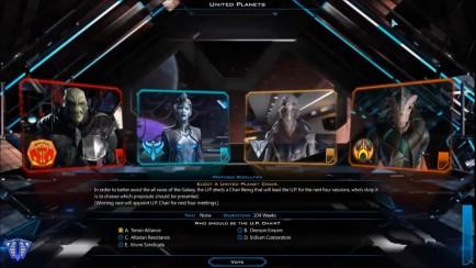 Galactic Civilizations III - Beta 2 - Diplomacy