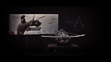 Assassin's Creed Unity - Wear the Phantom Blade Replica