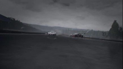 Project CARS - Scary Nightime Racing - Halloween Trailer