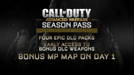 Call of Duty: Advanced Warfare - Season Pass Trailer