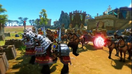 Civilization Online - Trailer #2 - G-Star 2014