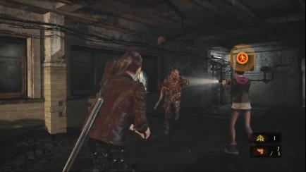 Resident Evil: Revelations 2 - Partner Gameplay 1