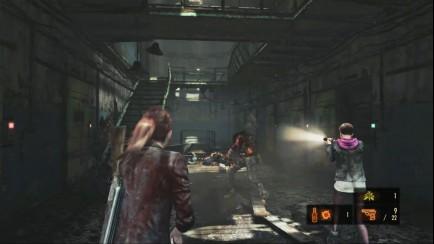 Resident Evil: Revelations 2 - Partner Gameplay 2