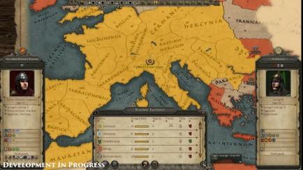 Total War: ATTILA - Diplomacy & Politics Feature Spotlight