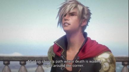 Final Fantasy Type 0 - Jump Festa 2015 Trailer