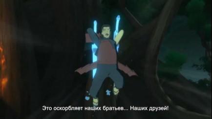 Naruto Shippuden: Ultimate Ninja Storm 4 - A Last Storm! - Jump Festa 2015