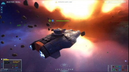 Homeworld Remastered Collection - Gameplay Footage