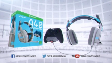 - New Xbox One A40 + M80 Trailer