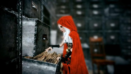 Woolfe - The Red Hood Diaries - Steam Early Access Trailer