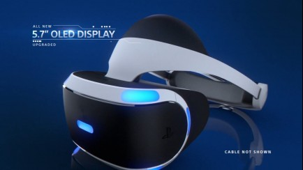 - Introducing the new Project Morpheus prototype