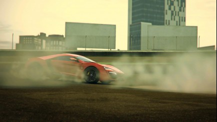 Project CARS - Free Car #1: Lykan Hypersport