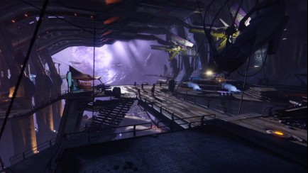 Destiny - House of Wolves Reveal Teaser - The Reef