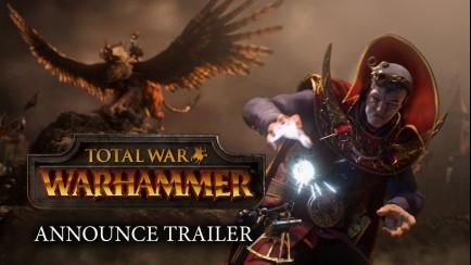 Total War: WARHAMMER - Announcement Cinematic Trailer