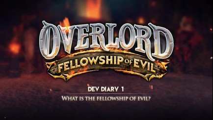Overlord: Fellowship of Evil - Dev Diary 1 - What is the Fellowship of Evil?