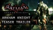 Arkham Knight Teaser Trailer