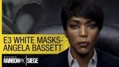 E3 0015 White Masks Reveal - Angela Bassett