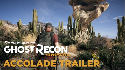 Tom Clancy's Ghost Recon Wildlands - Accolade Trailer