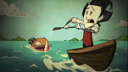 Don't Starve - Shipwrecked Expansion Announcement Trailer