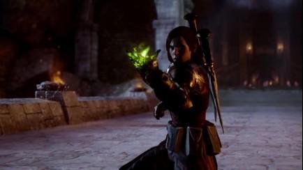 Dragon Age: Inquisition - Trespasser DLC Announcement Trailer