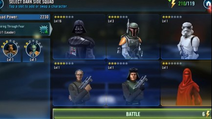 Star Wars: Galaxy of Heroes - Official Announce Trailer