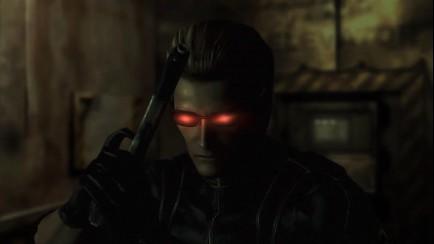 Resident Evil Zero HD Remaster - Wesker Mode