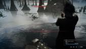 Chocobo Riding and Fishing Gameplay Video