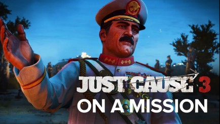 Just Cause 3 - On A Mission