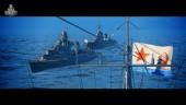 Советские и немецкие корабли. В бой!