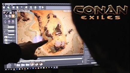 Conan Exiles - Developer Diary #1 - An Introduction to Conan Exiles