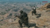 Metal Gear Online Cloaked in Silence Launch Trailer