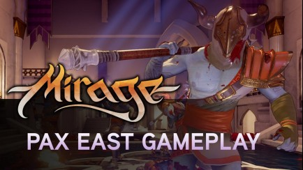 Mirage: Arcane Warfare - PAX East 2016 Gameplay
