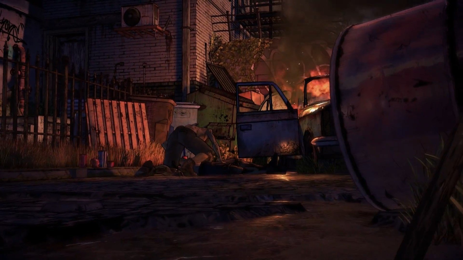 Season 3 of the walking dead game is coming later this year, and heres the game trailer, in which teenage clem and
