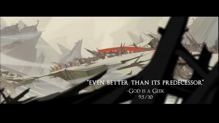 The Banner Saga 2 - Console Launch Trailer
