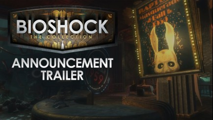 BioShock: The Collection - Announcement Trailer