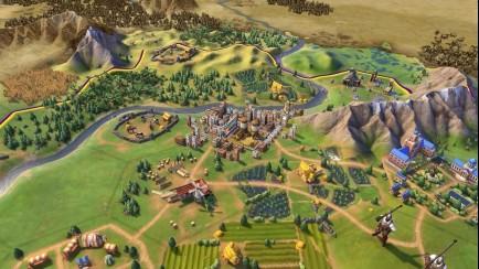 Sid Meier's Civilization VI - First Look: Builders