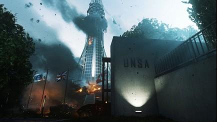 Call of Duty: Infinite Warfare - Black Sky Gameplay