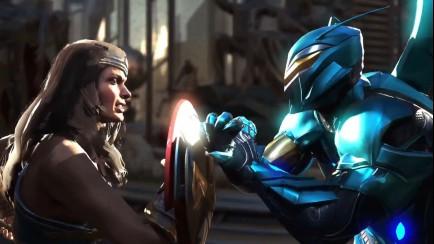 Injustice 2 - Blue Beetle & Wonder Woman Gameplay Trailer