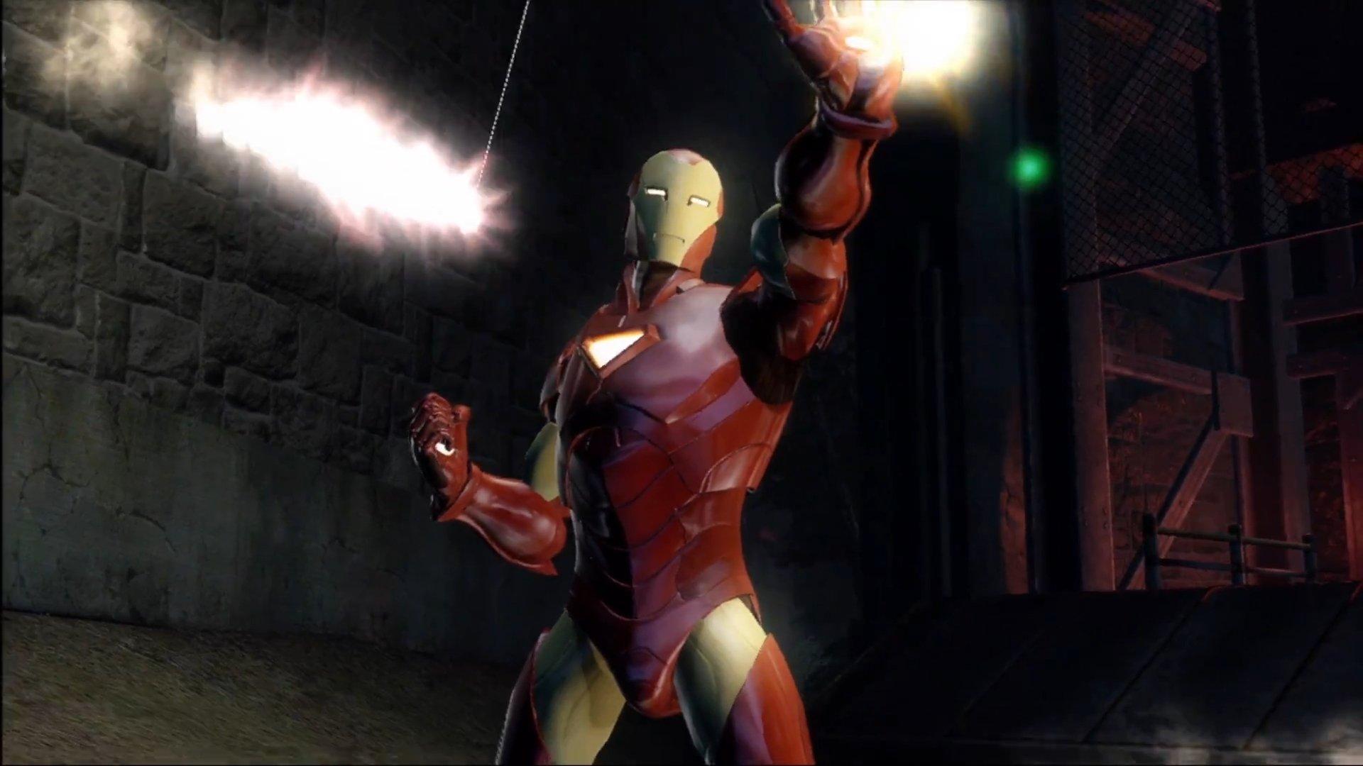 Ultimate alliance movie trailer