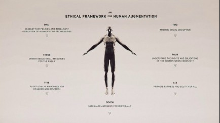 Deus Ex: Mankind Divided - Human by Design - Ethical Framework for Human Augmentation