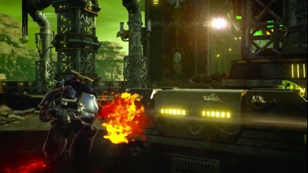 Warhammer 40,000: Eternal Crusade - At the heart of the Maelstrom - PC Launch Trailer